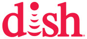 Logo - DISH®  - New Customers Only - Cable & Satellite TV