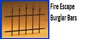 Logo - Burglar bars Iron windows - Security Windows