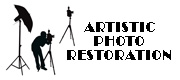 Logo - Artistic Photo Restoration - Photo Restoration