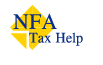 Logo - NFA Tax Help - Solving Tax Problems - Tax Relief Specialists