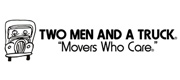 Logo - Two Men And A Truck - Houston Metro Area - Movers