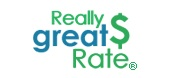 Logo - ReallyGreatRate® Home Refinance - Mortgage Refinance
