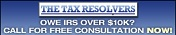 Logo - The Tax Resolvers© - Tax Preparation & Planning