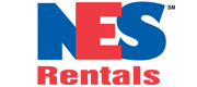 Logo - NES Rentals - Undefined - Equipment Rental