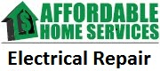 Logo - Need Electrical Repairs Fast? - Electricians