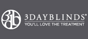 Logo - 3 Day Blinds - San Luis Obispo-Atascadero-Paso Robles, Ca - Blinds