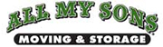 Logo - All My Sons Moving & Storage - Houston Metro Area - Movers