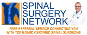 Logo - Spinal Surgery Network - Washington-Baltimore, Dc-Md-Va-Wv - Orthopedic Surgeons