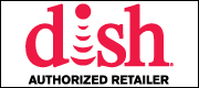 Logo - dish® Authorized Retailer - Cable & Satellite TV