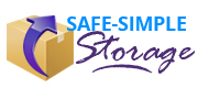 Logo - Safe Simple Storage - Warehouse Storage