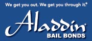 Logo - We get you in. We get you out. - San Francisco-Oakland-San Jose, Ca - Bail Bonds
