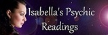 Logo - Astonishing readings by Isabella - Psychics