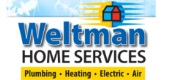 Logo - Weltman Home Services - New York Metro Area - Plumbers