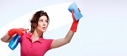 Logo - Maid To Clean Up - Seattle-Tacoma-Bremerton, Wa - House Cleaning
