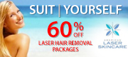 Logo - American Laser Skincare - New Orleans, La - Hair Removal