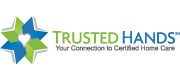 Logo - Trusted Hands Network - Hospice & Long Term Care
