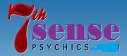 Logo - 7th Sense Psychics - Psychics