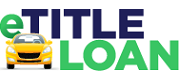 Logo - eTitle Loan-Need Money Now? - E Loan