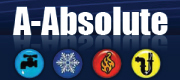 Logo - A-Absolute Plumbing, Heating & Air - Heating & Air Contractors