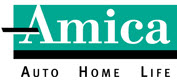 Logo - Amica Mutual Insurance Company - Detroit Metro Area - Auto Insurance