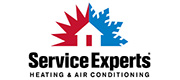 Logo - Service Experts Heating and AC - Dallas/Fort Worth Metro Area - Heating & Air Contractors