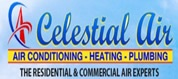 Logo - Celestial Air heating and cooling - New York Metro Area - Heating & Air Contractors