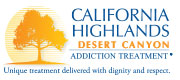 Logo - California Highlands - Los Angeles Metro Area - Substance Abuse Treatment