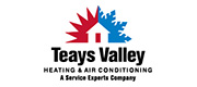 Logo - Teays Valley Service Experts - Charleston, Wv - Heating & Air Contractors
