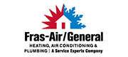 Logo - Fras-Air/General Service Experts - Heating & Air Contractors