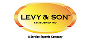 Logo - Levy & Son - Dallas/Fort Worth Metro Area - Emergency Plumbers