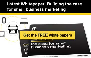 Check out our latest Whitepaper: Building the Case for Small Business Marketing